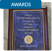Greg Paul Awards